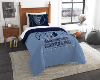 NBA Memphis Grizzlies Twin Comforter Set