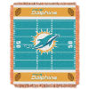 NFL Miami Dolphins Baby Blanket