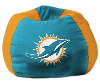 NFL Miami Dolphins Bean Bag Chair