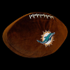 NFL Miami Dolphins 3D Football Pillow