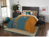 NFL Miami Dolphins FULL Bed In A Bag