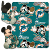 NFL Miami Dolphins Disney Mickey Mouse Hugger