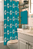 NFL Miami Dolphins Shower Curtain