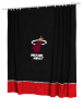 NBA Miami Heat Shower Curtain