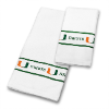 NCAA Miami Hurricanes Bath Towel Set