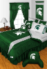 NCAA Michigan State Spartans Comforter - Sidelines Series