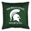 NCAA Michigan State Spartans Pillow - Sidelines Series