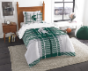 NCAA Michigan State Spartans TWIN Size Bed In A Bag