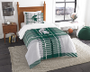 NCAA Michigan State Spartans Twin Comforter with Sham