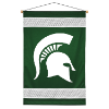 NCAA Michigan State Spartans Wall Hanging