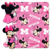 NCAA Michigan Wolverines Disney Minnie Mouse Hugger