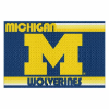 NCAA Michigan Wolverines 40x60 Tufted Rug