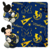 NCAA Michigan Wolverines Disney Mickey Mouse Hugger