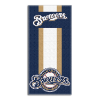 MLB Milwaukee Brewers Beach Towel