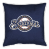 MLB Milwaukee Brewers Pillow - Sidelines Series