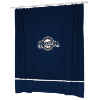 MLB Milwaukee Brewers Shower Curtain
