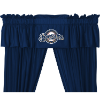 MLB Milwaukee Brewers Valance - Locker Room Series