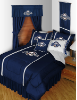 MLB Milwaukee Brewers Comforter - Sidelines Series