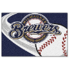 MLB Milwaukee Brewers 20x30 Tufted Rug