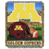 NCAA Minnesota Golden Gophers Home Field Advantage 48x60 Tapestry Throw