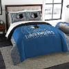 NBA Minnesota Timberwolves QUEEN Comforter and 2 Shams