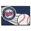 MLB Minnesota Twins 20x30 Tufted Rug