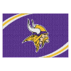 NFL Minnesota Vikings 20x30 Tufted Rug
