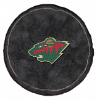 NHL Minnesota Wild 3D Hockey Pillow
