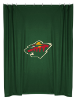 NHL Minnesota Wild Shower Curtain