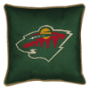 NHL Minnesota Wild Pillow - Sidelines Series