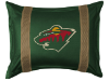 NHL Minnesota Wild Pillow Sham - Sidelines Series