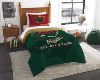 NHL Minnesota Wild Twin Comforter Set