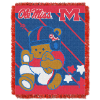 NCAA Mississippi Rebels Baby Blanket