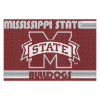 NCAA Mississippi State Bulldogs 40x60 Tufted Rug