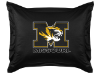 NCAA Missouri Tigers Pillow Sham - Locker Room Series