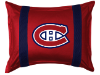NHL Montreal Canadiens Pillow Sham - Sidelines Series