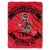 NCAA NC State Wolfpack 60x80 Super Plush Throw