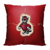 NCAA NC State Wolfpack 18x18 Letterman Pillow