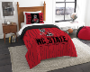 NCAA NC State Wolfpack Twin Comforter Set