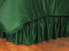 NCAA Michigan State Spartans Bed Skirt - Locker Room Series