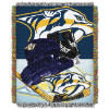 NHL Nashville Predators Home Ice Advantage 48x60 Tapestry Throw