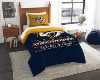 NHL Nashville Predators Twin Comforter Set