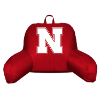 NCAA Nebraska Cornhuskers Bed Rest Pillow