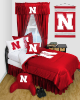 NCAA Nebraska Cornhuskers Comforter - Locker Room Series