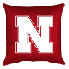 NCAA Nebraska Cornhuskers Pillow - Locker Room Series