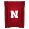 NCAA Nebraska Cornhuskers Shower Curtain