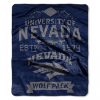 NCAA Nevada Wolfpack 50x60 Raschel Throw Blanket