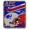 NFL New England Patriots 2016 AFC Champs Commemorative Tapestry