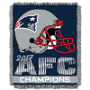 NFL New England Patriots 2017 AFC Champs Commemorative Tapestry