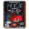 Super Bowl 51 Commemorative DUELING Tapestry